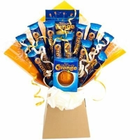 Chocolate Orange Box